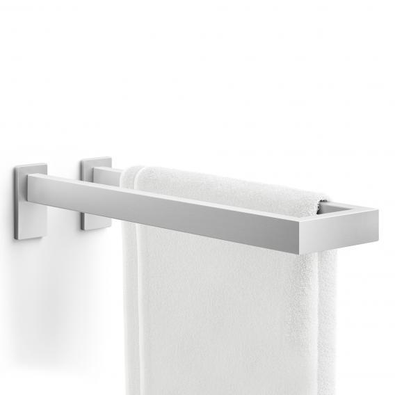 Zack LINEA Doppel Handtuchhalter edelstahl gebürstet