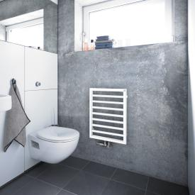 Zehnder Subway Badheizkörper für reinen Warmwasserbetrieb weiß, 310 Watt