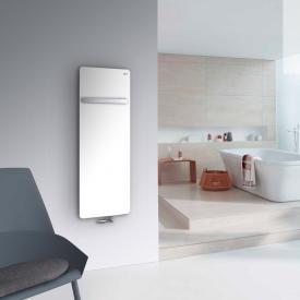 Zehnder Vitalo Bar Badheizkörper für Warmwasserbetrieb weiß, 465 Watt