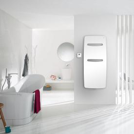 Zehnder Vitalo Spa Badheizkörper für rein elektrischen Betrieb weiß, 750 Watt