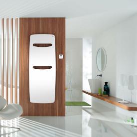 Zehnder Vitalo Spa Badheizkörper für rein elektrischen Betrieb weiß, 1000 Watt