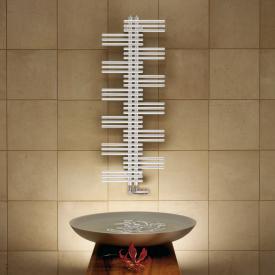 Zehnder Yucca Badheizkörper für Warmwasser- oder Mischbetrieb weiß, einlagig, 477 Watt