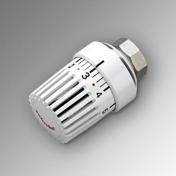 Zehnder LH2 Thermostat weiß
